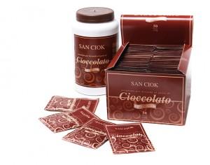Горячий шоколад «Cioccolato»